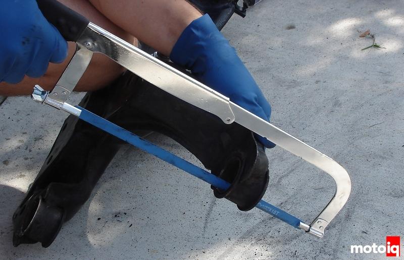 Project Infiniti g20 racecar race car suspension subframe