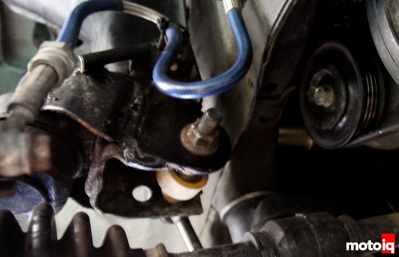 Project Infiniti g20 racecar race car suspension shock mounting tabs