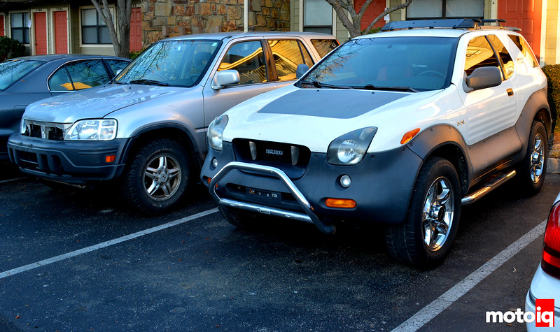 Project Isuzu VehiCross Part 1: What Are We Getting
