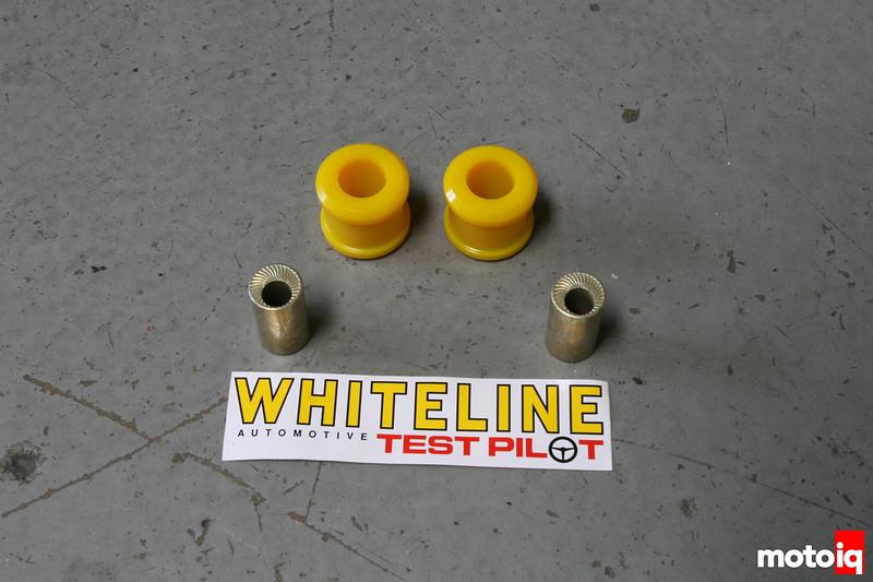 Whiteline EVO rear bump steer kit