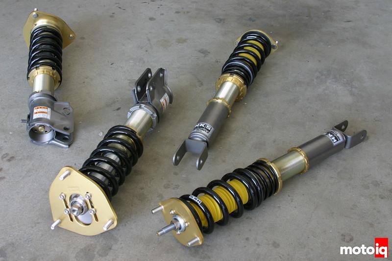 HKS evo Hyperdamper Pro