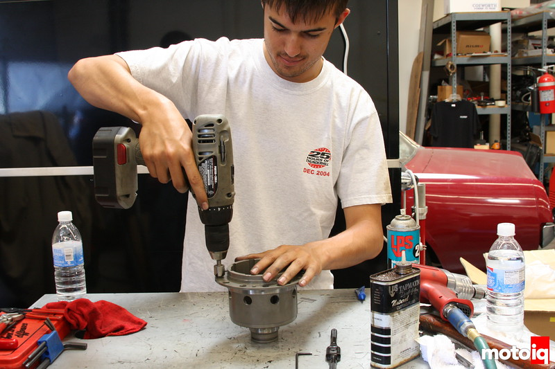 Basic Drift Chassis Setup Part 2