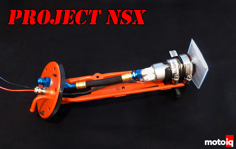 Project NSX Pt 6 Title