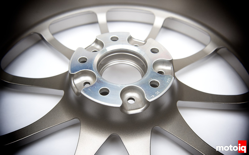 Project NSX CE28 Inner Wheel