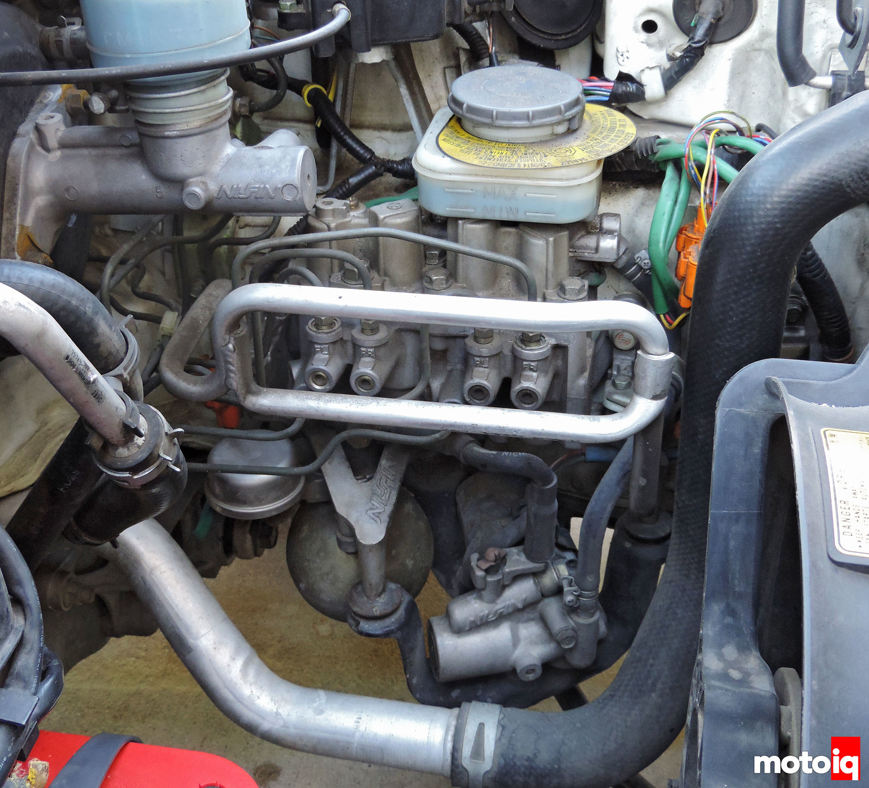 1991 to 1996 Acura NSX ABS Modulator