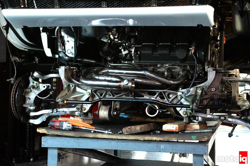 NSX engine install