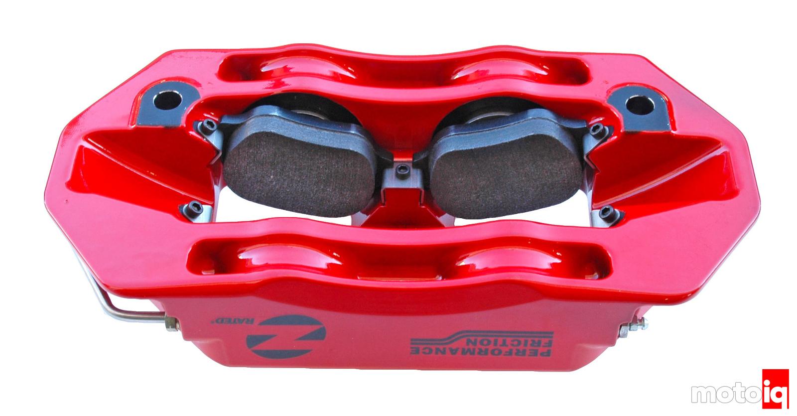 Performance Friction PFC ZR31 Multi-pad Monobloc caliper