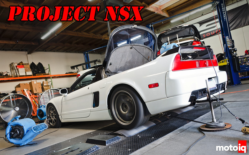 Project NSX Part 5 Title