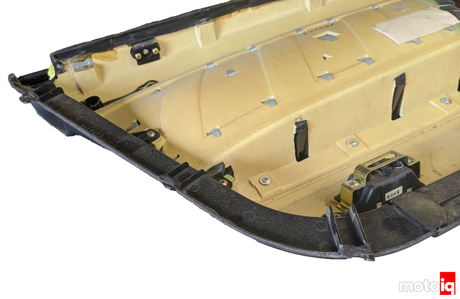 Acura NSX broken door frame tabs