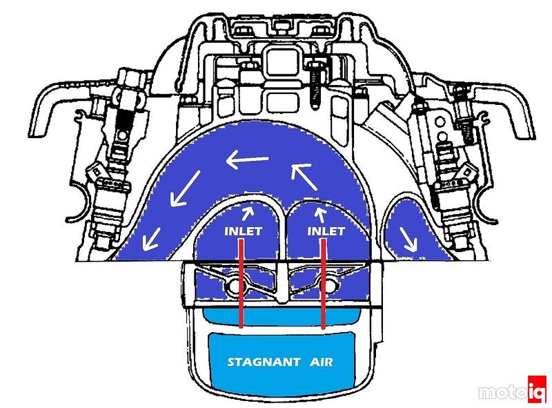 NSX intake manifold diagram open