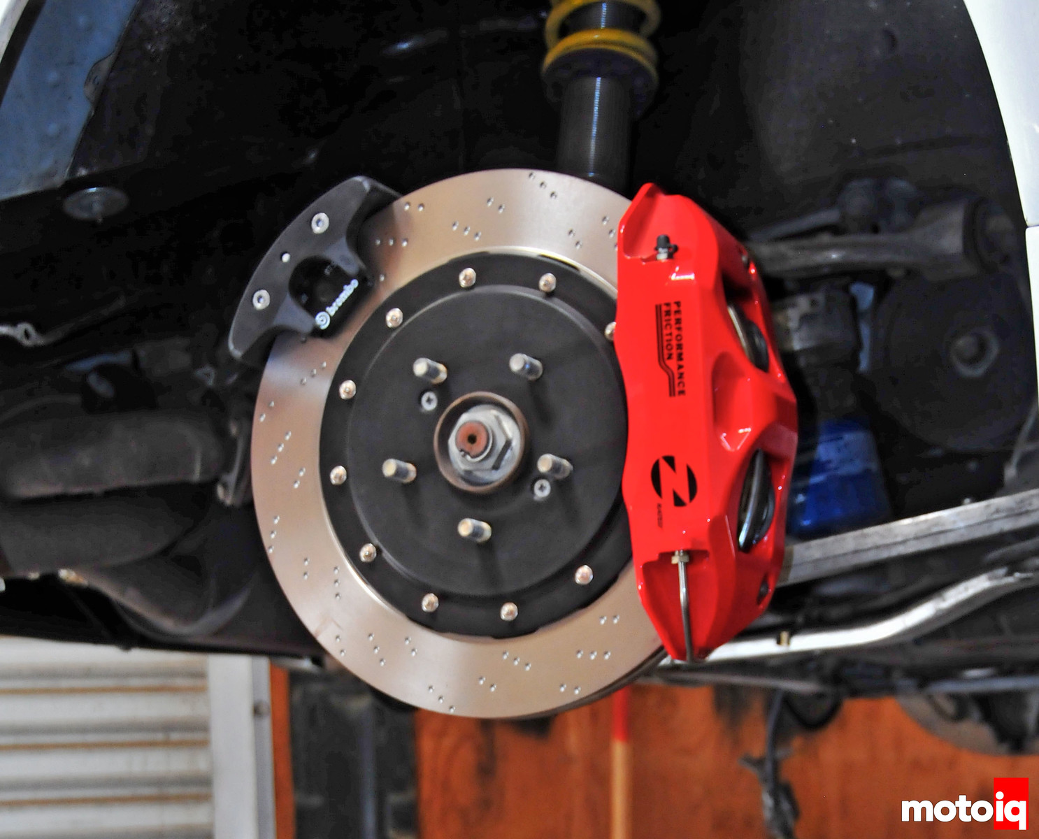 Performance Friction Multi-Pad Monobloc Caliper for Acura NSX