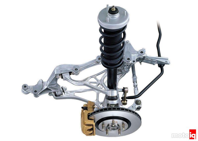 NSX Rear Suspension