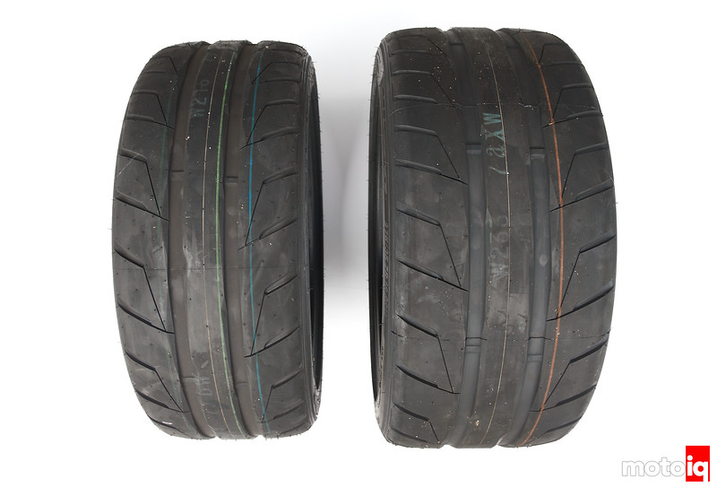 Project NSX NT05 Tires