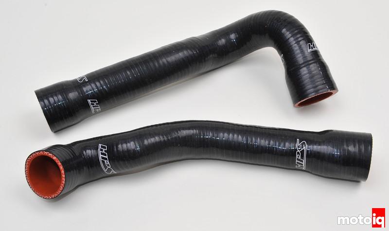 HPS 370Z hoses, HPS 370z radiator hoses