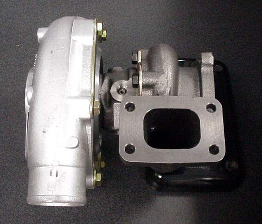 SE-R Turbo HKS GT3037 Water cooled and dual ball bearing center section