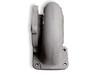 SE-R Turbo HKS GT3037 turbine housing with Swain White Lightening Thermal Coating