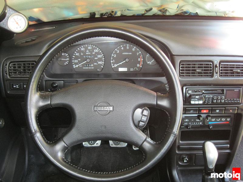 Turbo SE-R Interior