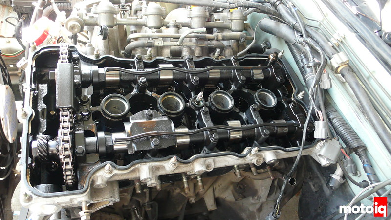 S13 cylinder head