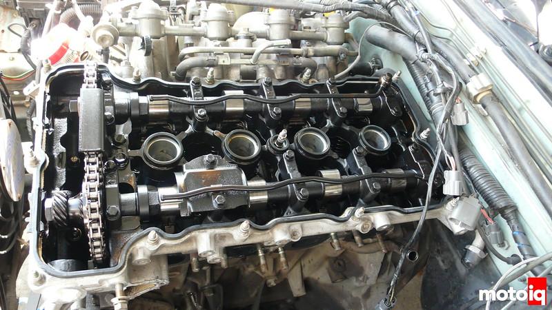 S13 cylinder head