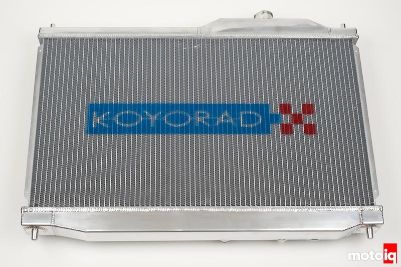 koyo radiator