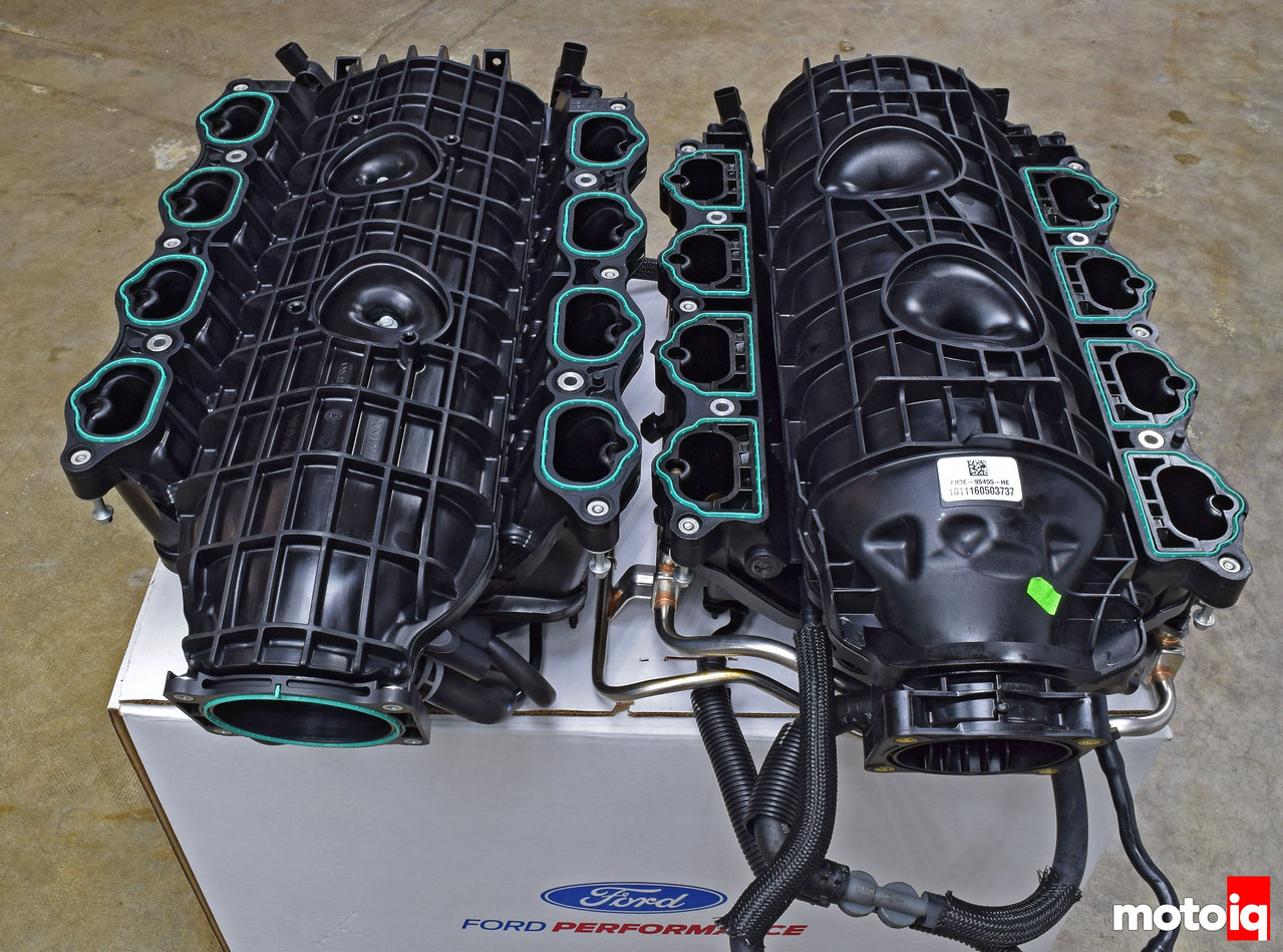 GT vs GT350 IM under
