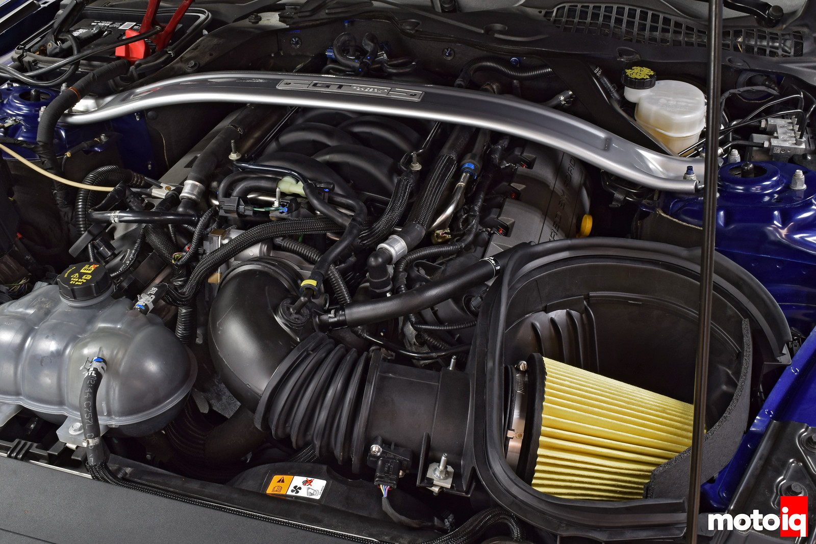 PP3 completed in 2016 Mustang GT