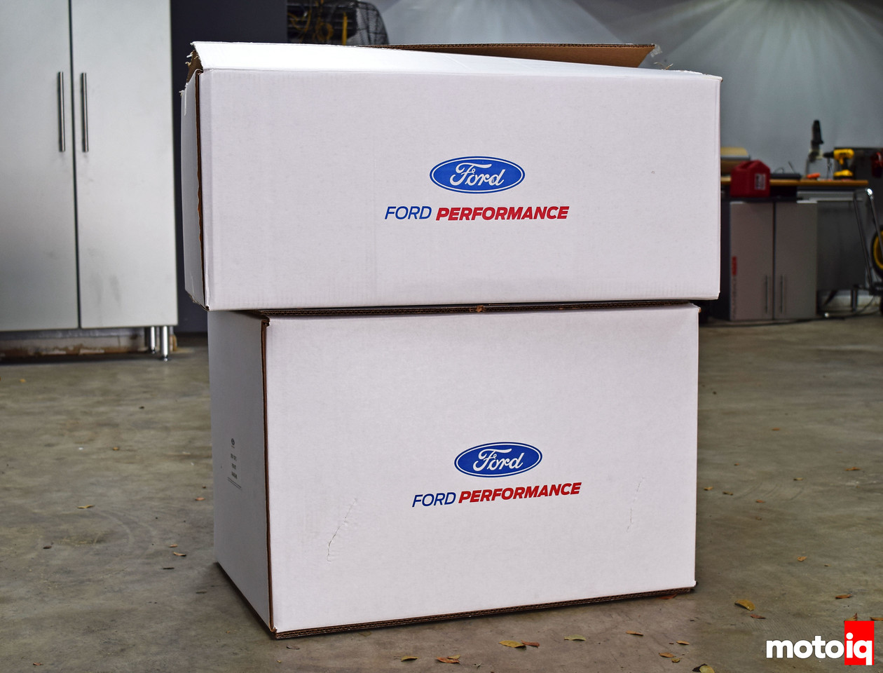 Ford Power Pack 3 box