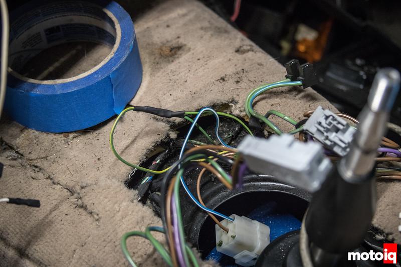 BMW E30 Start Safety Switch
