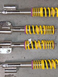 KW Varient III suspension