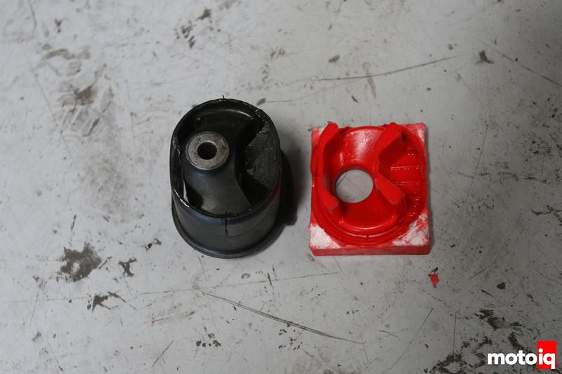 Energy scion tc motor mount bushing