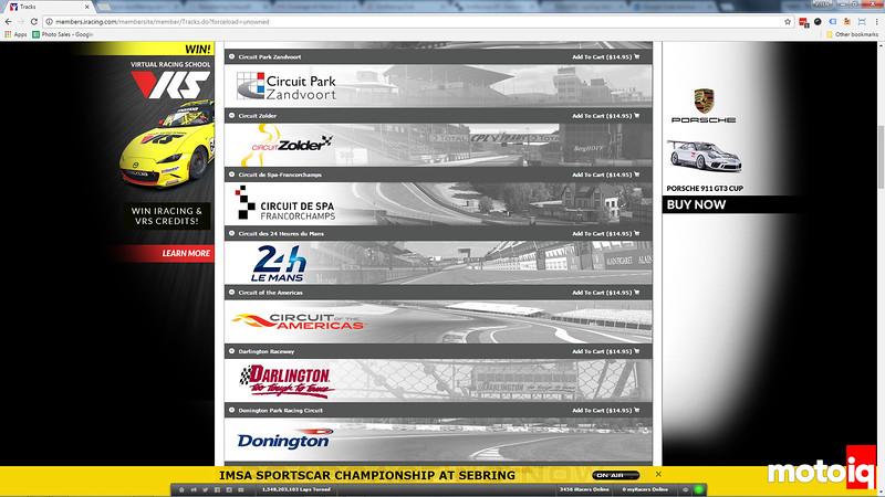 Project Sim Racer: Part 2 - Let's Go Racing!