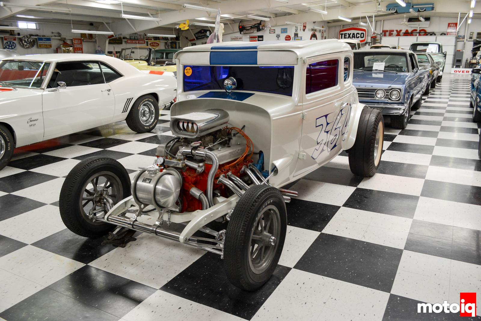 1931 Chevy Coupe Custom