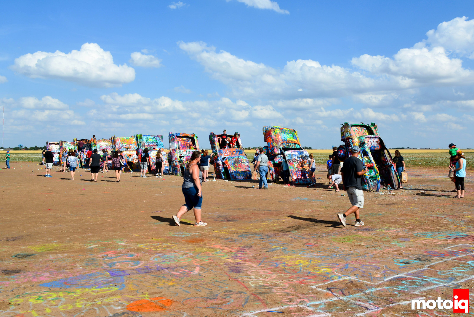 Cadillac Ranch Overview
