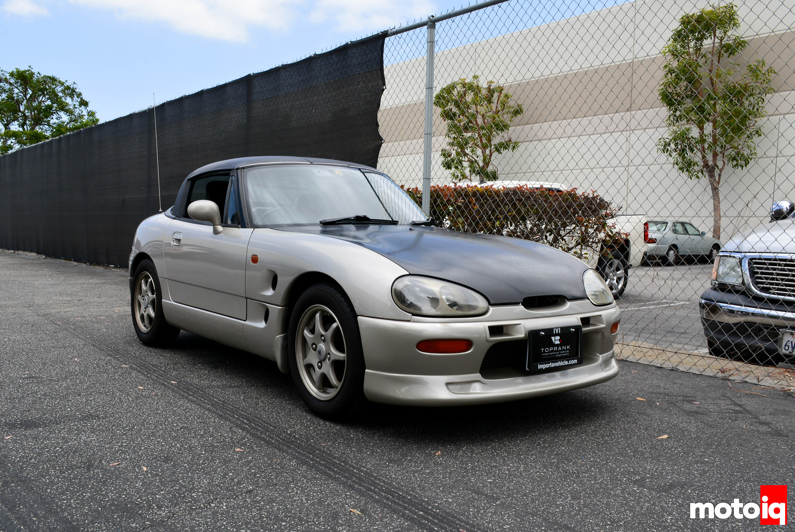 Suzuki Cappuccino First Look