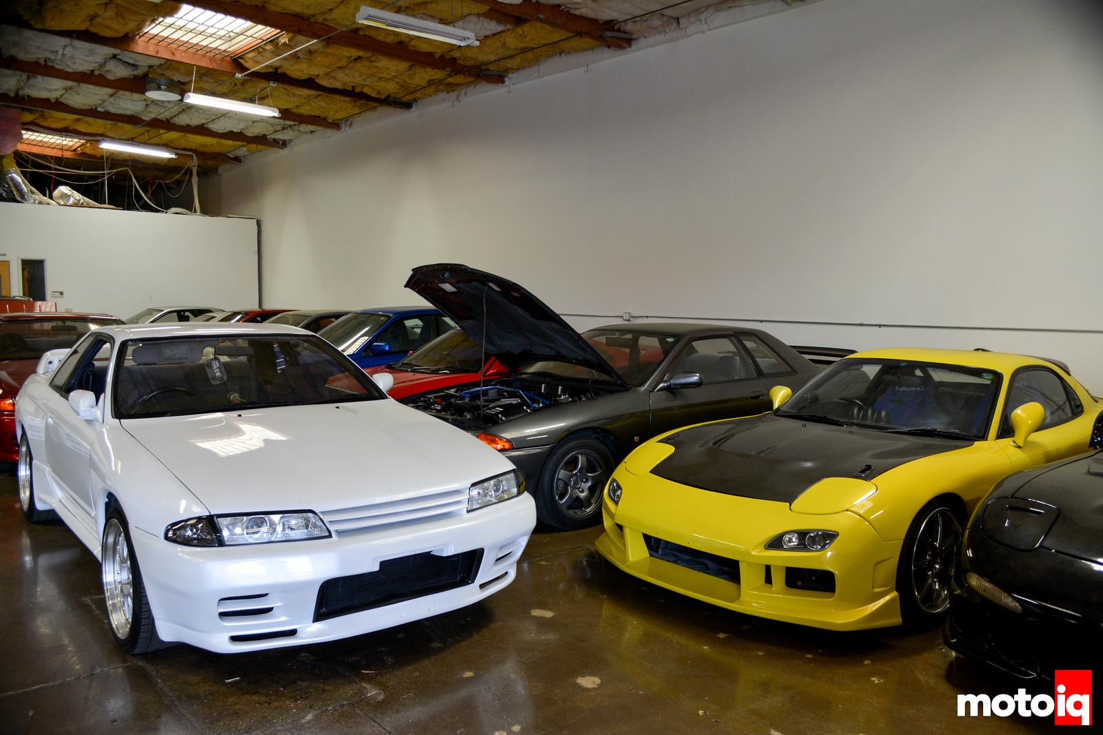 TopRank Garage