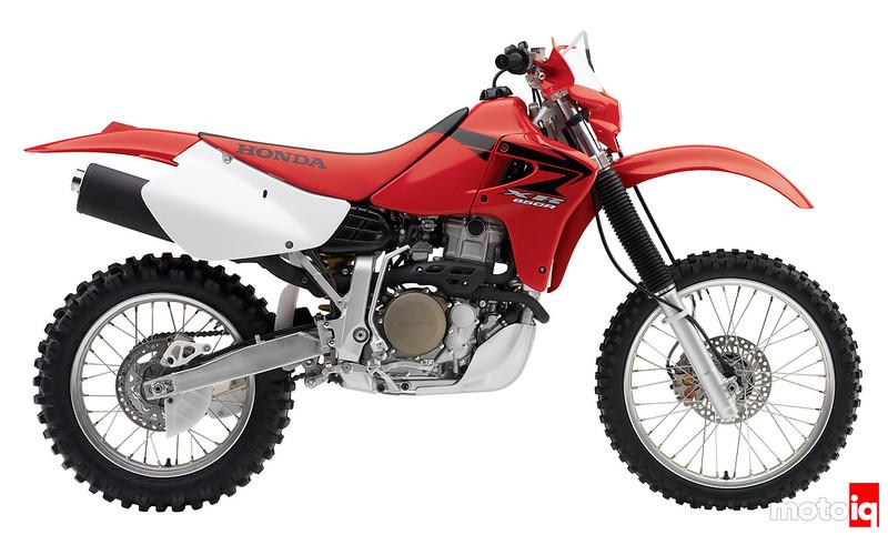 2007 Honda XR650R.