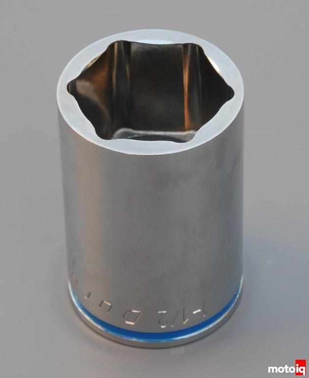 te610 primary drive nut socket