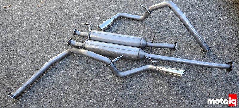 Project Toyota Tundra Part 5:  Testing TRD's Warranty Friendly Exhaust System