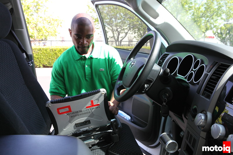 Project Toyota Tundra, Installing and Testing the TRD Superchargercharger