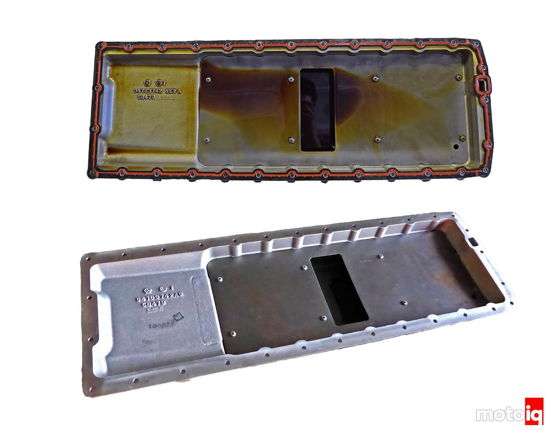 Viper Gen 2 Oil Pan Comparison 8.5qt vs 10qt