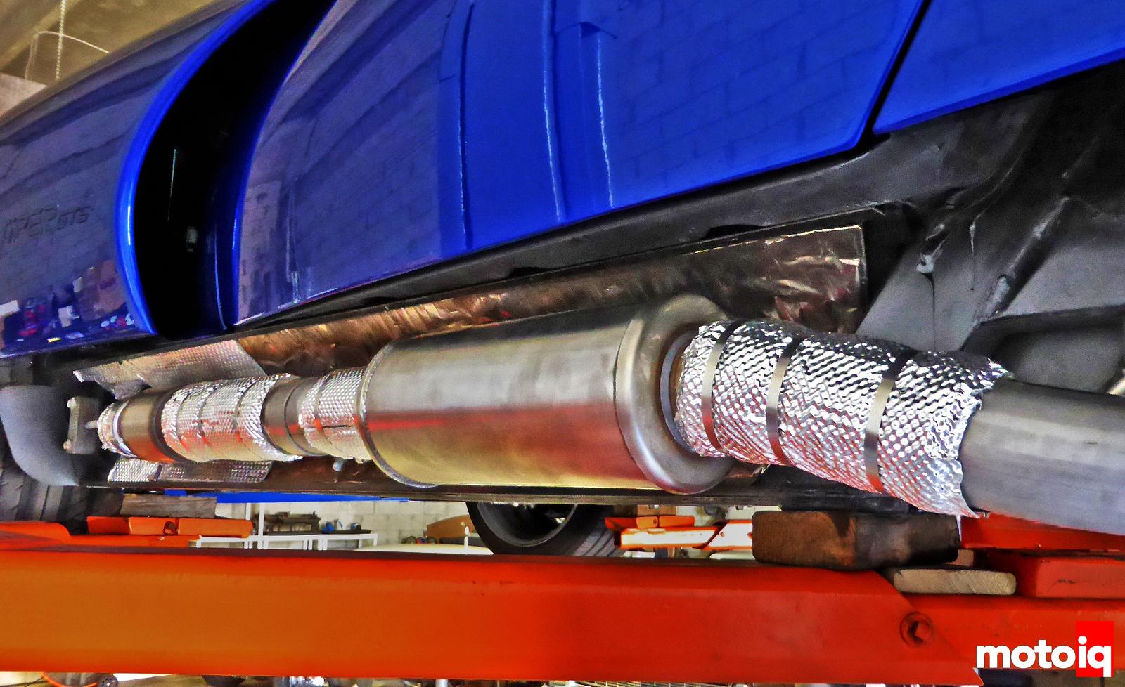 Dodge Viper GTS HeatShield Products Armor StickyShield