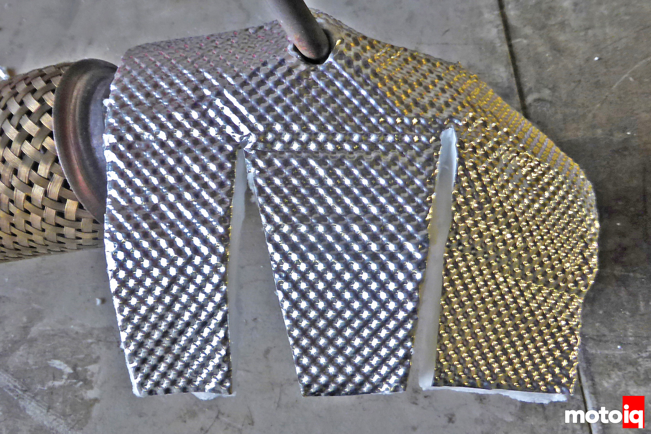 HeatShield Products Armor bend