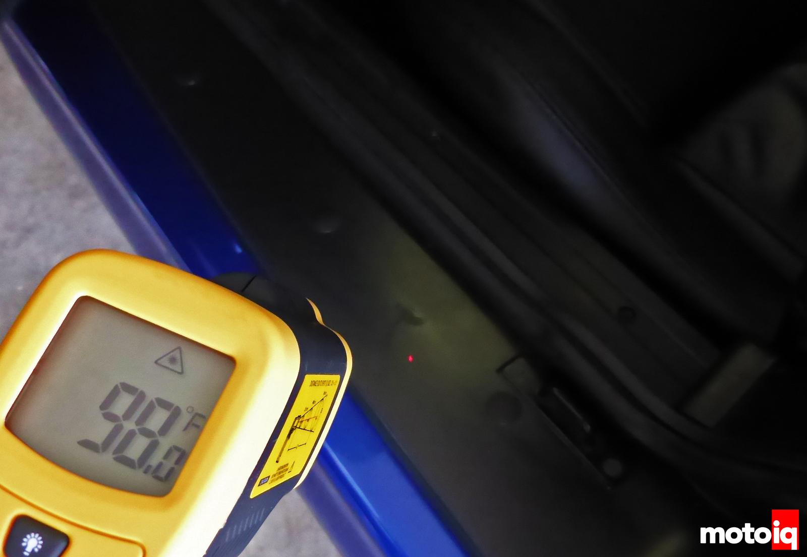 Dodge Viper GTS Inner Side Sill Temp HeatShield Products