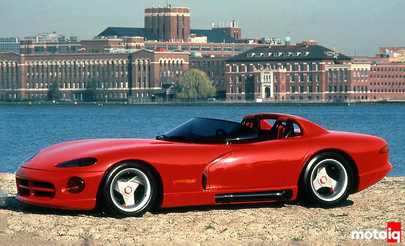 Viper 1989 Prototype