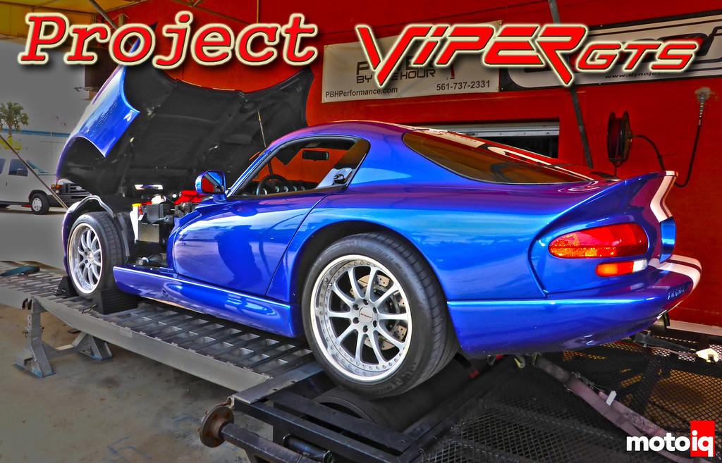 Project Viper GTS Part 4 Intro Dyno