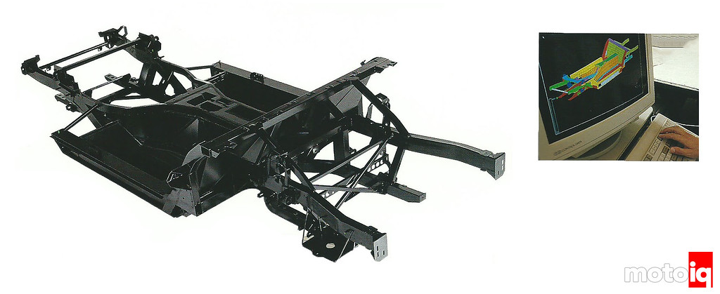 Viper Chassis CAD