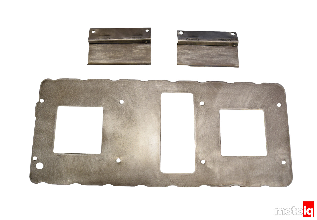 RareFab / Roe Racing Oil Pan Baffle Kit
