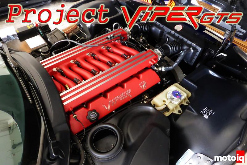 Project Viper Pt 2 Cover