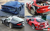 <b>Car:</b><br> 2001 Dodge Viper GTS <p><b>Description:</b><br> This Viper was nicely taken care of until January 2008, when a Toyota Yaris rammed the side of it.</p>