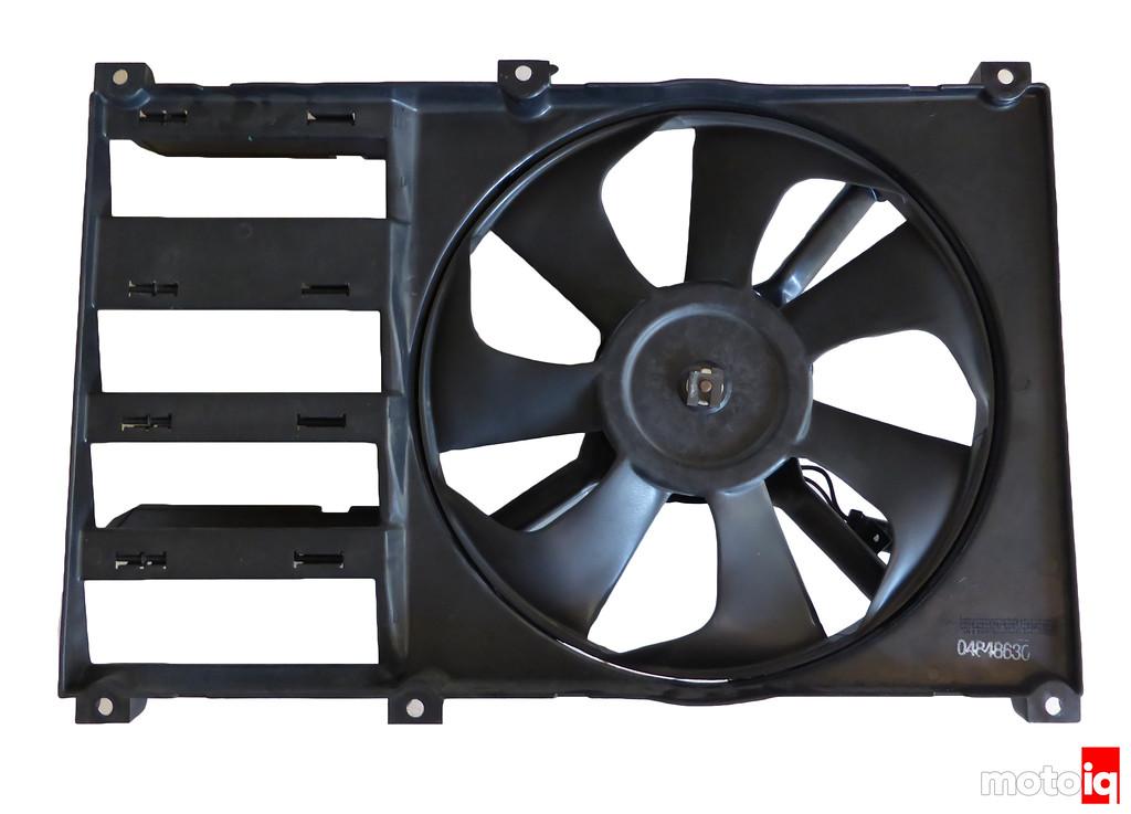 Stock Fan Flaps